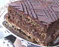Toportorte (Schoko-Walnuss Torte ohne Mehl)